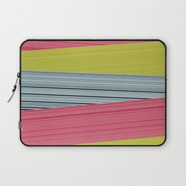 Bubblegum Pop Weave Laptop Sleeve