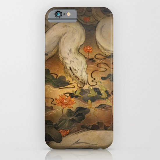 The Kings Request iPhone & iPod Case