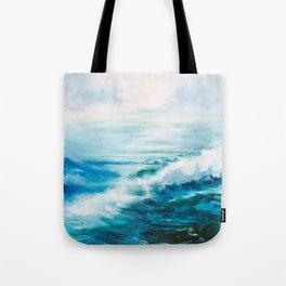 Ipswich Ocean Tote Bag