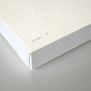 Tetris No.1 Canvas Print