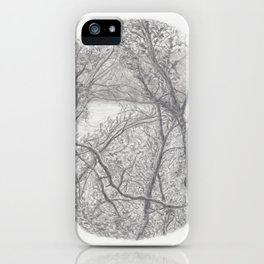 Glimpse of Nature iPhone Case
