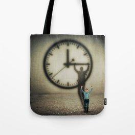 stop time Tote Bag