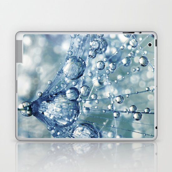 Sparkling Dandy in Blue Laptop & iPad Skin