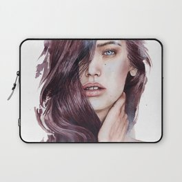 She's a moose. You're a chipmunk. Laptop Sleeve