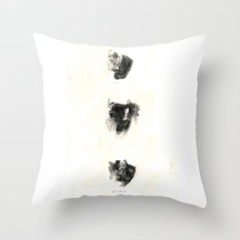 Laugh, Cry, Lol Throw Pillow