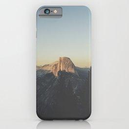 Half Dome VI iPhone Case