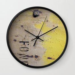 Fond Wall Clock