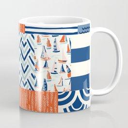 Beautiful Patch 9 (Nautical) Coffee Mug
