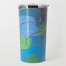 Global Warming vs. Gerrymandering Travel Mug
