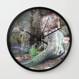 Tree Talk 7 Wall Clock