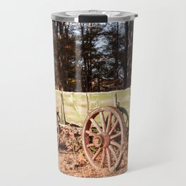 Fall farm days Travel Mug