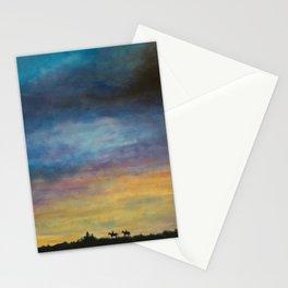 Skymningstiden Stationery Cards
