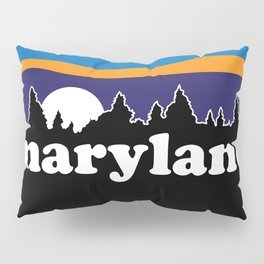 Maryland Moonscape Pillow Sham