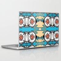 scuba Laptop & iPad Skins featuring Scuba Squad by Marc Douglas Weiss
