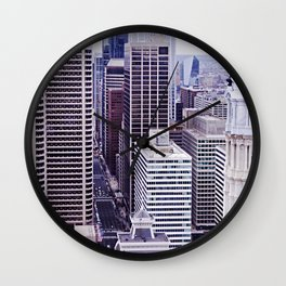 Views From The 215 Wall Clock
