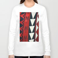 new zealand Long Sleeve T-shirts featuring NEW ZEALAND by K. Ybarra/FotoHAUS