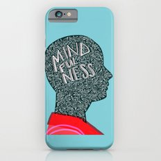 Mindfulness Grows Slim Case iPhone 6s