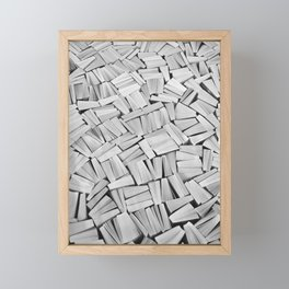 Pulp fiction Framed Mini Art Print
