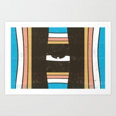 Next Dimension Art Print