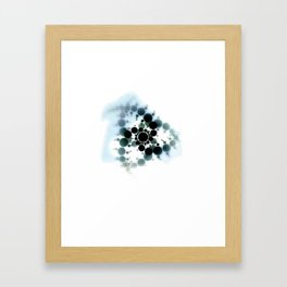 Rush Hour iPhone Framed Art Print
