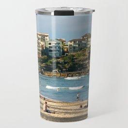 Queenscliff Beach, Sydney Travel Mug