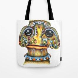 The Forlorn Alien Tote Bag