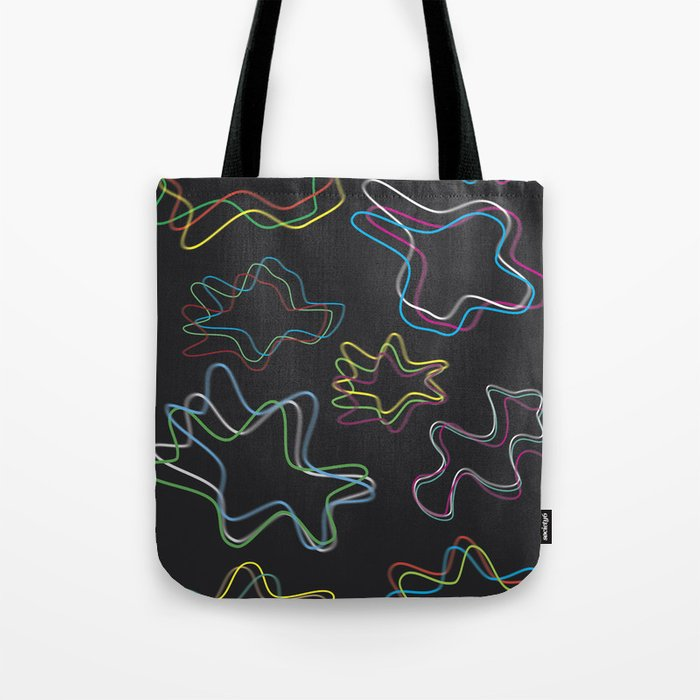 Dont´t move II (Strings) Tote Bag