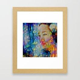 Kugelfische Framed Art Print