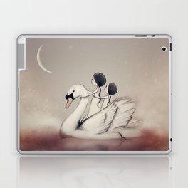 A Trip Down Memory Lake Laptop & iPad Skin