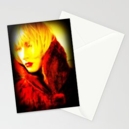 Kuhl's Kit Kat Klub: Blondes? More Fun (Apparently...) Stationery Cards