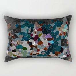 Mermaid Moon Love Rectangular Pillow