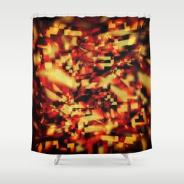 Intangible Shower Curtain
