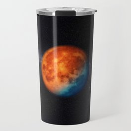 Super blue blood moon Travel Mug