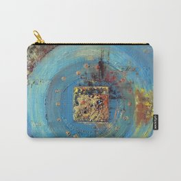 Of the Earth 4 by Nadia J Art Carry-All Pouch