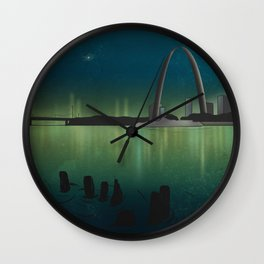 Even Dreams Come To An End Wall Clock