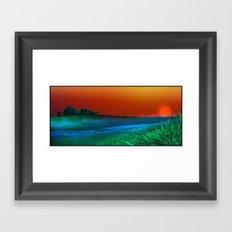 Caladan Meadow Framed Art Print