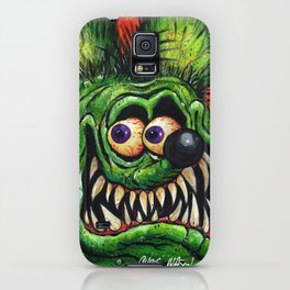 Rat Fink! iPhone Case