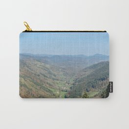 French view in the valley Carry-All Pouch