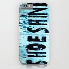 Shoe Shine  iPhone 6s Slim Case