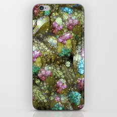Gems, Glitter & Gold iPhone & iPod Skin