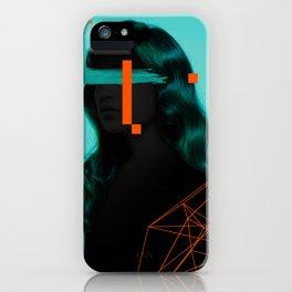 Around minimal design iPhone Case