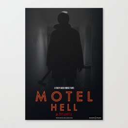 Motel Hell 2012 Hallway 1 Canvas Print