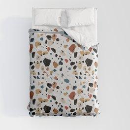 Terrazzo Pug  Comforters