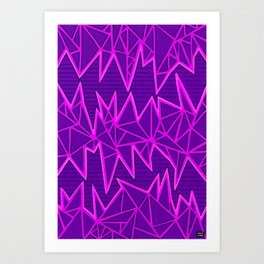 TR 3 Untitled Art Print