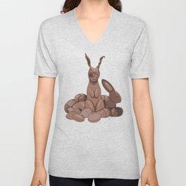 Easter Donnie Unisex V-Neck