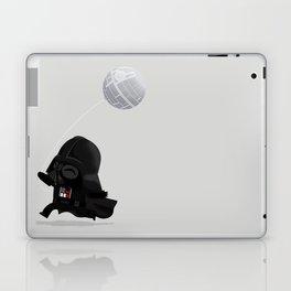 Beware, the Darth Star Laptop & iPad Skin