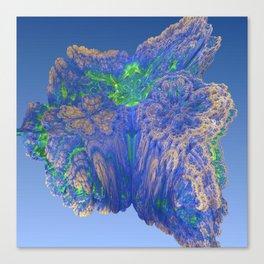 Mean Coral Canvas Print