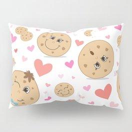 Cookie Love Pillow Sham