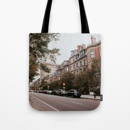 Boston Streets // Tote Bag