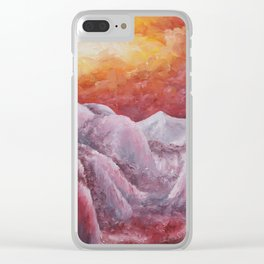 No. 1, Yosemite Clear iPhone Case
